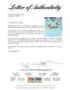 St. Louis Cardinals Burleigh Grimes Autographed Blue Jersey PSA/DNA #W06972