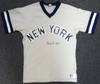 Waite Hoyt Autographed New York Yankees Jersey PSA/DNA #V11321