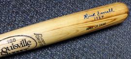 "Rick Ferrell Autographed Louisville Slugger Hall Of Fame Bat ""1984"" PSA/DNA #AA37449"