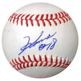 Hisashi Iwakuma Autographed MLB Baseball Seattle Mariners MLB Holo #EK693758
