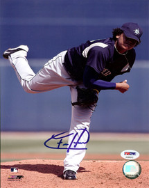 Felix Hernandez Autographed 8x10 Photo Seattle Mariners PSA/DNA #AB50513