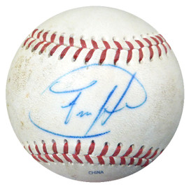 Felix Hernandez Autographed Official Northwest League Game Used Baseball Mariners PSA/DNA #I16418