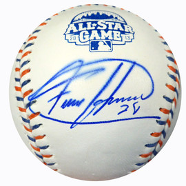 Felix Hernandez Autographed Official 2013 All Star Baseball Seattle Mariners MLB Holo #EK677360