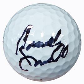 Brandt Snedeker Autographed Titleist PRO V1 Golf Ball Beckett BAS #B26888