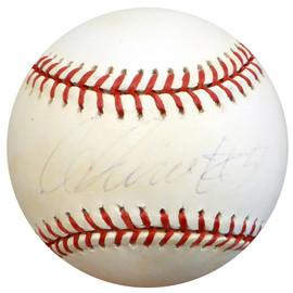 "Ichiro Suzuki Autographed Official AL Baseball Seattle Mariners ""#51"" Vintage Beckett BAS #C71031"