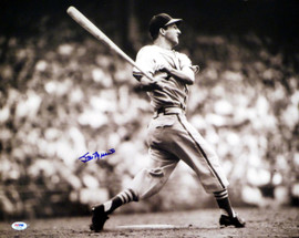 Stan Musial Autographed 16x20 Photo St. Louis Cardinals PSA/DNA Stock #18609