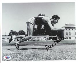 Mel Patton Autographed 8x10 Photo Team USA PSA/DNA #F66937