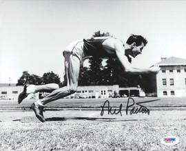 Mel Patton Autographed 8x10 Photo Team USA PSA/DNA #G40912