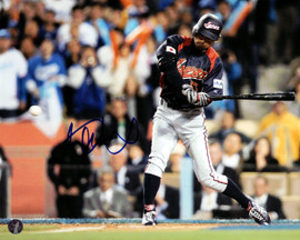 Ichiro Suzuki Autographed 8x10 Photo WBC Japan IS Holo Stock #60564