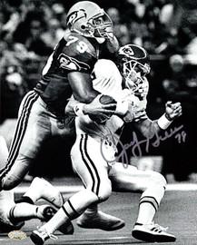 Jacob Green Autographed 8x10 Photo Seattle Seahawks MCS Holo Stock #82284