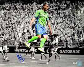 Clint Dempsey Autographed 16x20 Photo Seattle Sounders PSA/DNA ITP Stock #89888