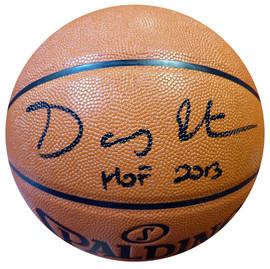 "Gary Payton Autographed Spalding Basketball Seattle Sonics ""HOF 2013"" PSA/DNA Stock #104852"