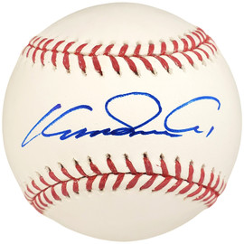 Kazuhiro Sasaki Autographed Official MLB Baseball Seattle Mariners In Staedtler Beckett BAS Stock #115092