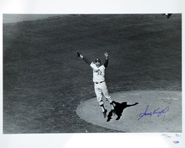 Sandy Koufax Autographed 16x20 Photo Los Angeles Dodgers PSA/DNA Stock #126017