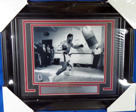 Muhammad Ali Unsigned Framed 8x10 Photo Stock #138062