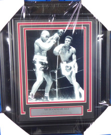Muhammad Ali Unsigned Framed 8x10 Photo Stock #138063