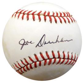 Joe Durham Autographed Official AL Baseball Baltimore Orioles JSA #G68879