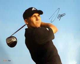 Sergio Garcia Autographed 16x20 Photo LE #/100 UDA Holo Stock #142172