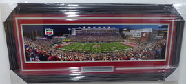 Washington State University Unsigned Framed Panoramic Photo WSU Cougars Stock #142984