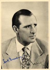 Hank Greenberg Autographed 6.5x9 Photo Picture Pack 1948 Cleveland Indians Gem Mint 10 Beckett BAS #A71767
