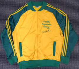 Seattle Supersonics Lenny Wilkens Autographed Game Used Coaches Jacket MCS Holo #51097