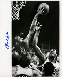 Paul Silas Autographed 8x10 Photo Seattle Supersonics MCS Holo #70197