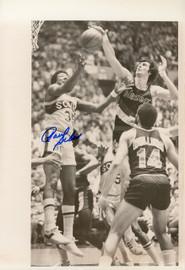 Paul Silas Autographed 8x11.5 Photo Seattle Supersonics MCS Holo #70181