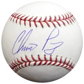Chris Perez Autographed Official MLB Baseball St. Louis Cardinals, Los Angeles Dodgers TriStar Holo #6207282
