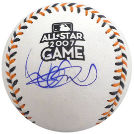 Ichiro Suzuki Autographed Official 2007 All Star Game Baseball Seattle Mariners IS Holo SKU #149020