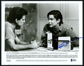 Ted Danson Autographed 8x10 Photo Actor Beckett BAS #H44371