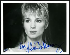 Rebecca De Mornay Autographed 8x10 Photo Actress Beckett BAS #H44347