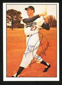 Don Demeter Autographed 1979 TCMA Card #237 Brooklyn Dodgers SKU #153633
