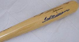 Ted Williams Autographed Louisville Slugger Bat Boston Red Sox #/406 JSA #Z72894