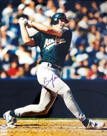 Ben Grieve Autographed 16x20 Photo Oakland A's PSA/DNA #S76827