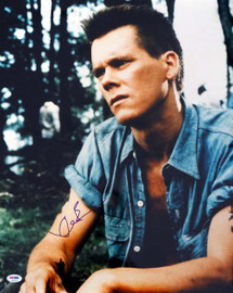 Kevin Bacon Autographed 16x20 Photo PSA/DNA #T14473