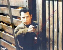 John Travolta Autographed 16x20 Photo PSA/DNA #T14487