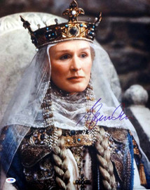 Glenn Close Autographed 16x20 Photo PSA/DNA #T14496