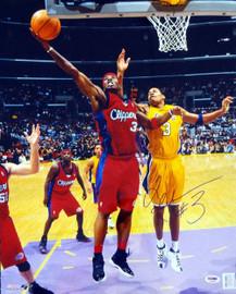 Quentin Richardson Autographed 16x20 Photo Los Angeles Clippers PSA/DNA #T14426