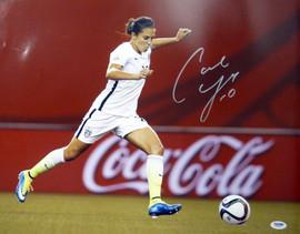 Carli Lloyd Autographed 16x20 Photo Team USA PSA/DNA ITP #6A94800