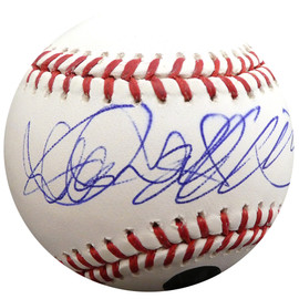 Ichiro Suzuki Autographed Official MLB Baseball Seattle Mariners Full Name Signature IS Holo SKU #158020