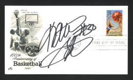 Katie Smith Autographed First Day Cover New York Liberty SKU #164994