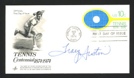 Tracy Austin Autographed First Day Cover SKU #165020