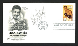 Vito Antuofermo Autographed First Day Cover SKU #165078