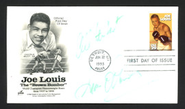"""Sean O'Grady Autographed First Day Cover """"All The Best"""" SKU #165083"""