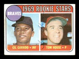 Tom House Autographed 1969 Topps Rookie Card #331 Atlanta Braves SKU #167029