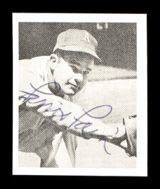 Ferris Fain Autographed 1978 Bowman 1948 Bowman Reprint Rookie Card #21 Philadelphia A's SKU #171483