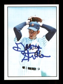 George Stone Autographed 1975 SSPC Card #13 New York Mets Regional Issue SKU #172059