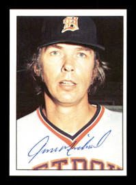 Gene Michael Autographed 1975 SSPC Card #369 Detroit Tigers SKU #172506