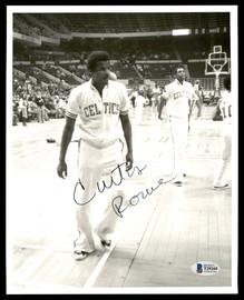 Curtis Rowe Autographed 8x10 Photo Boston Celtics Beckett BAS #T29169