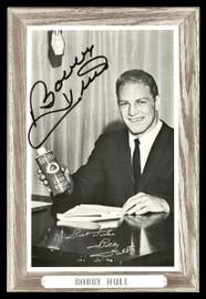 Bobby Hull Autographed 1964-67 Beehive Group 3 4.5x6.5 Photo Chicago Blackhawks SKU #176384